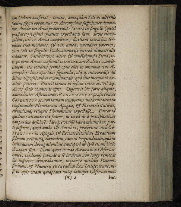 Image 30 of Epistolarum astronomicarum libri.