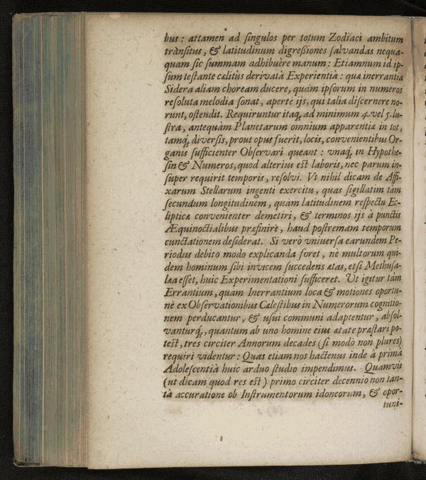 Image 31 of Epistolarum astronomicarum libri.