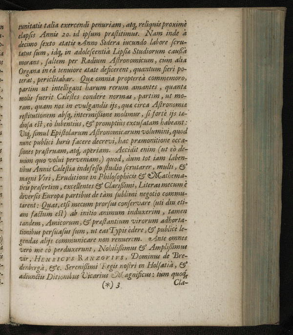 Image 32 of Epistolarum astronomicarum libri.