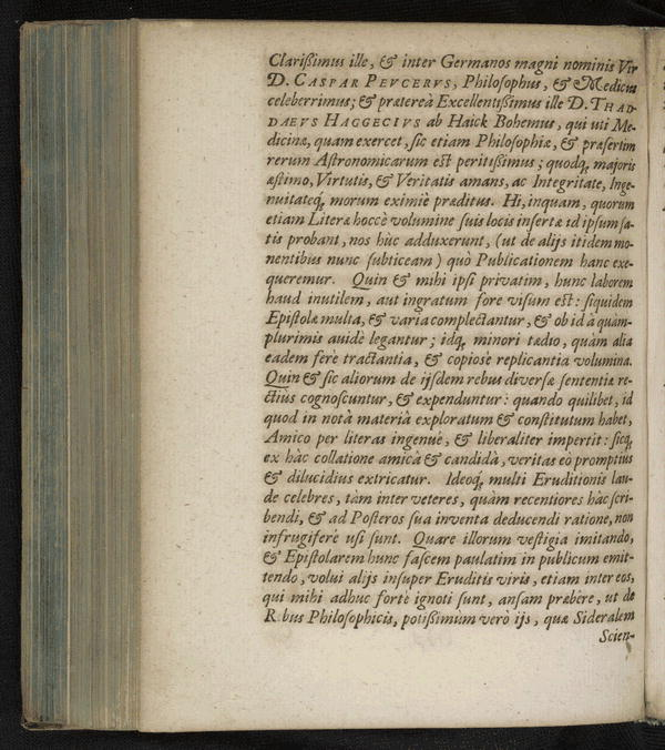 Image 33 of Epistolarum astronomicarum libri.