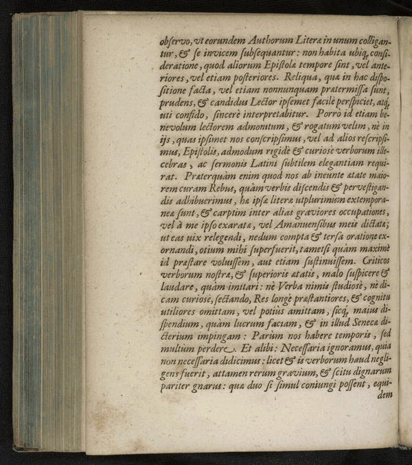 Image 35 of Epistolarum astronomicarum libri.