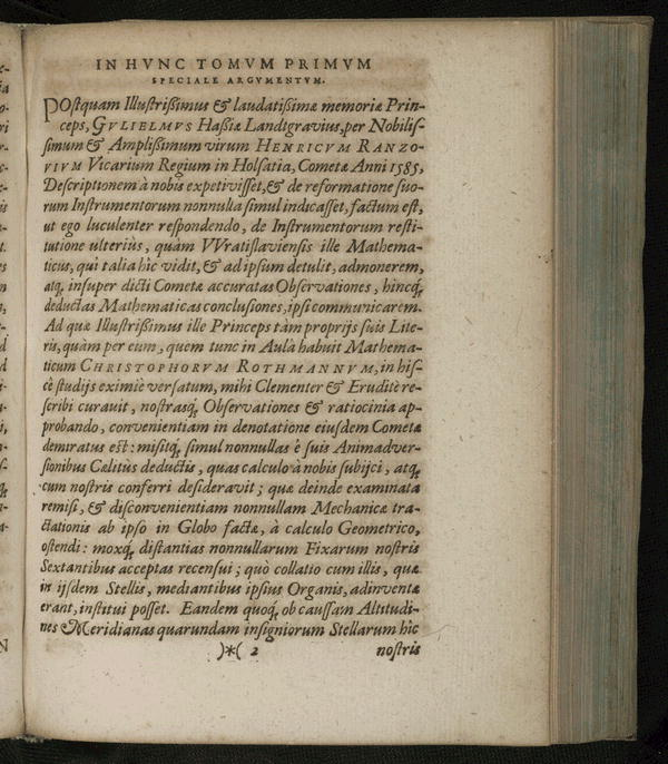 Image 38 of Epistolarum astronomicarum libri.