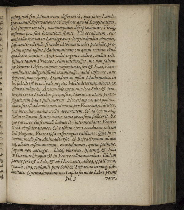 Image 40 of Epistolarum astronomicarum libri.