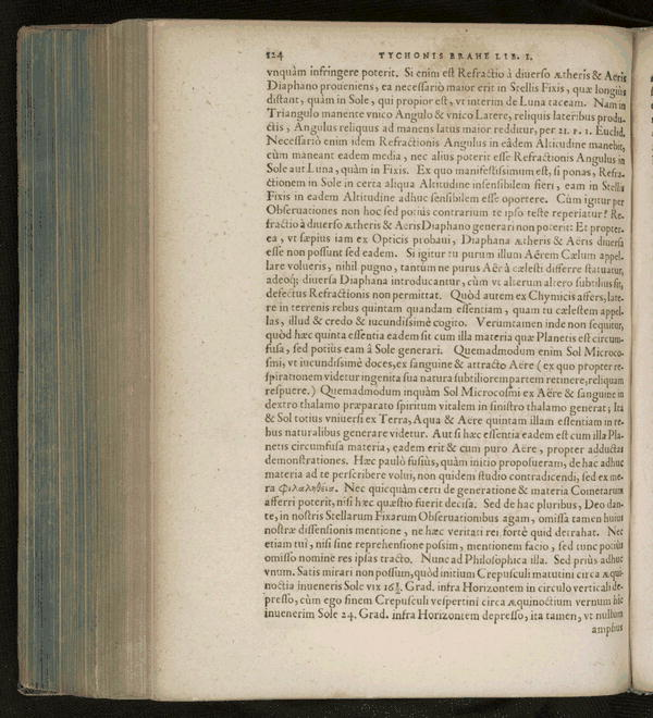 Image 168 of Epistolarum astronomicarum libri.