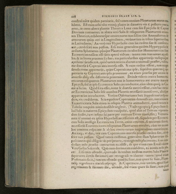 Image 172 of Epistolarum astronomicarum libri.