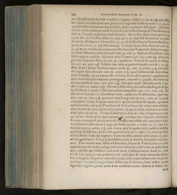 Image 178 of Epistolarum astronomicarum libri.